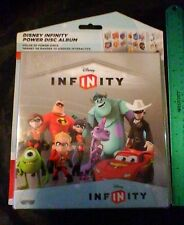 POWER DISC ALBUM Disney Infinity Video Game Power Disk Case SEALED NEW
