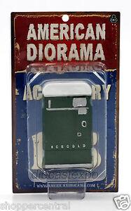 American Diorama - Vending Machine 1:18 Scale (Green)