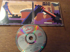 Big Country - Steeltown [CD Album] Made in West Germany / No Barcode 1.Press?