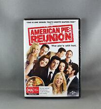AMERICAN PIE REUNION DVD MOVIE (REGIONS 2,4,5 PAL) - NEW/SEALED