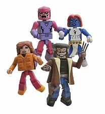 SDCC 2014 Exclusive Marvel X-Men Days of Future Past Minimates 4 Pack