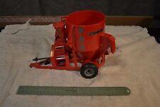 Ertl Diecast 1/16 Red Farmhand Grain Mixer Mill