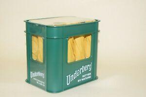 Underberg Edition Kiste 12-er VOLL 44% mini flaschen miniature 2021 Kräuterlikör