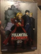 Fullmetal Alchemist - Season 1: Part 1 (DVD, 2007, 4-Disc Set)
