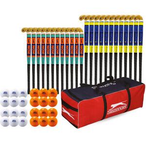 """Slazenger Hockey Pack (30"""" & 28"""" Sticks)"""