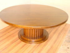Tisch rund Ø 190 cm Eiche von Lignum Art