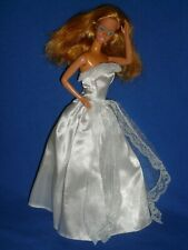 Superstar Era 1985 Magic Moves Barbie Doll ~ Not Working ~ No Original Outfit