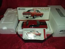 Classic Carlectables 1:18 Retro Ford XY Wide Boots red