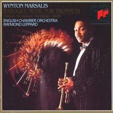 Wynton Marsalis Baroque music for trumpets (1988) [CD]