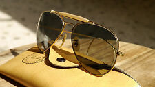 Vintage Ray Ban Photochromatic B&L Changeables Outdoorsman Sunglasses 58mm
