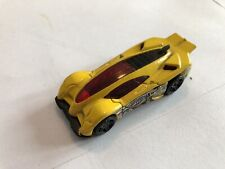 Hot Wheels Yellow 2001 Side Draft Fast Shipping