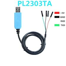 1PCS PL2303TA USB TTL to RS232 Converter Serial Cable module for win XP/7/8/8.1