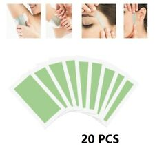 20Pcs Waxing Kit Wax Strips Hair Removal Wax for Body Face Legs
