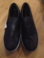 Wanted Pop Ladies Misses Flats Casual Shoes Loafers Black Sz 6