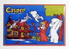 "Vintage CASPER The Friendly Ghost  Lunchbox 2"" x 3"" Fridge MAGNET"