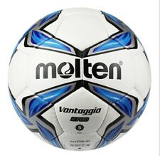 Molten #5 Football Pu Ball Soft Touch Outdoor Game Ball F5V2700 Official Size