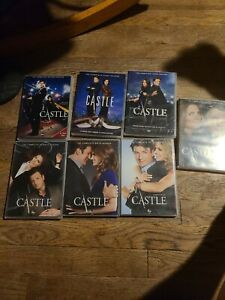 CASTLE TV Series DVD Seasons 1-7 SAME DAY SHIPPING