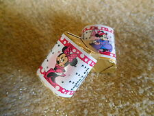 GLOSSY (PINK DESIGN) MINNIE MOUSE HERSHEY NUGGET WRAPPERS BIRTHDAY PARTY FAVORS