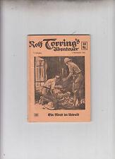 Rolf Torrings Abenteuer Original  ab 1947 Schweiz Nr. 199 Ein Mord im Urwald