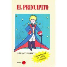 EL PRINCIPITO BILINGUE (INGLES,ESPANOL) De Saint Exupery