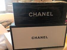 Classy Chanel makeup Desk organizer caddy Nib Beautiful Authentic