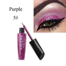 Glitter Eyeliner Eye Shadow Waterproof Shiny Gel Pigment Eye Liner Pen Cosmetics