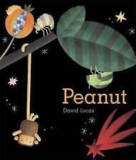 Peanut, Lucas, David, Very Good condition, Book