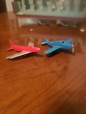 Antique Tootsie Toy Airplane and Jet