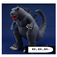 SEGA GODZILLA (2019) mega jumbo stuffed Soft plush 32cm King of Monsters cute