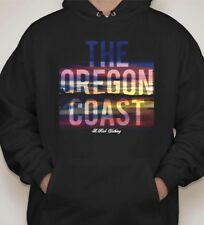 THE OREGON COAST Design Sweatshirt Hoodie S By B.RICH CLOTHING Size SMALL NEW!