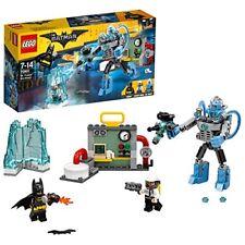 Lego Batman Mr. Freeze Ice Attack