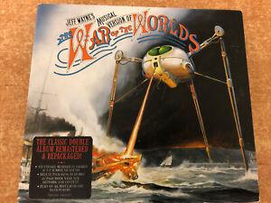 Jeff Wayne War of the Worlds : Original Cast Recording CD (2005 ) Digibook