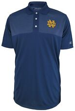 "Notre Dame Fighting Irish NCAA Champion ""Playbook"" Men's Performance Polo Shirt"