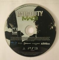 Call of Duty: Modern Warfare 3 (Sony PlayStation 3, 2011) PS3 Game Disc Only