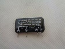 NEW JEL SYSTEM D3P-052 DC SOLID STATE RELAY