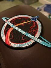 NASA Space shuttle Patch mission Astronaut planet star Solar system STS 114