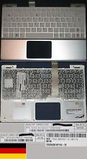 Keyboard Qwertz German ASUS 1018P 1018PB MP-10B66D0-5281 0KNA-291GE02 Silver