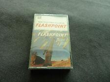TANGERINE DREAM FLASHPOINT ORIGINAL 1984 SEALED SOUNDTRACK CASSETTE TAPE!