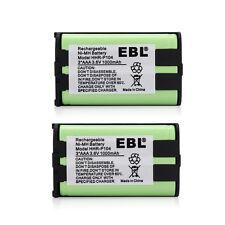 2X 1000mAh Replacement Ni-Mh Battery For Panasonic Hhr-P104 Hhr-P104A/1B Type 29