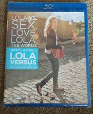 Lola Versus Sex, Love, Lola, The World (Blu Ray Disc, UK, Region Free)