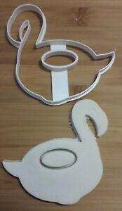3D Printed Inflatable Flamingo  Cookie Cutters