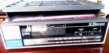 Vintage Emerson Space Saver Alarm Clock Radio w/Timer (Model RK4000)