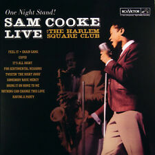 Sam Cooke - One Night Stand: Live At Harlem Square [New Vinyl LP] Ltd Ed