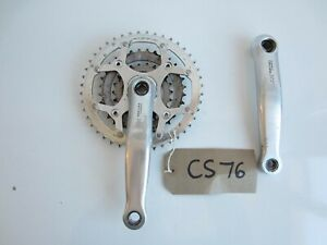 Shimano Deore XT MTB Triple Chainset / Crank FC-M739 (CS 76)
