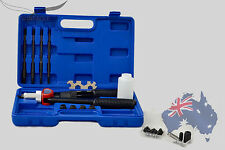 Insert Dual Nut Riveter Kit Rivet Nutsert  Rivnut M5 M6 M8 M10 M12 + Rivets