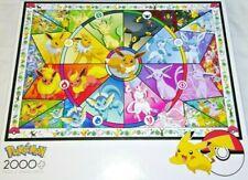 Pokemon 2000 Piece Puzzle