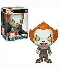 Funko Pop! Movies: It 2 - Pennywise 10inch Vinyl Figure with Boat (40593)