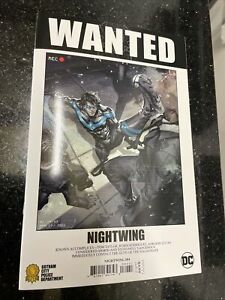 NIGHTWING #84 1:25 NGU VARIANT DC COMICS NM