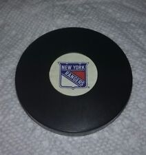 1984-85 KELLOGGS PREMIUM TOY NEW YORK RANGERS HOCKEY PUCK DISC.