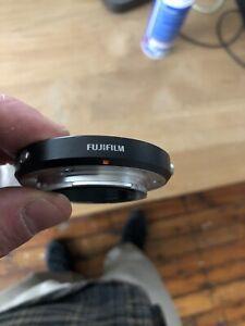 Genuine Fuji Fujfilm M Mount Leica Adapter for X Mount Cameras 16267038